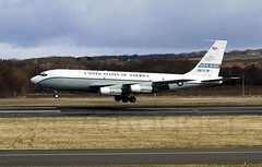 OC135B  612670 (TF102A) Tags: prestwick prestwickairport aviation aircraft airplane usaf usairforce openskies oc135b 612670