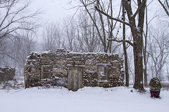 April Fools! (Matt Champlin) Tags: snow snowing snowy snowstorm spring flx fingerlakes canon 2018 old history frogpond nature woods pristine peaceful delayedspring april