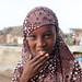 Portrait of a somali girl, Awdal region, Zeila, Somaliland