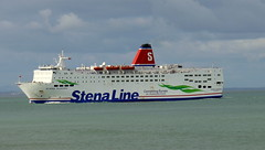 18 04 07 Stena Europe arriving at Rosslare (2) (pghcork) Tags: stenaline stenaeurope stenahorizon rosslare ferry ferries wexford ireland carferry 2018