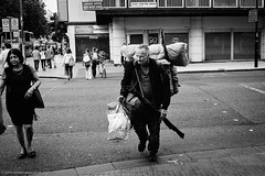 Mobile Home (gwpics) Tags: poverty man england greatbritain mono streetphotography people british homeless uk english everydaylife film homelessness leica lifestyle male men monochrome person socialcomment socialdocumentary society streetphotos streetpics unitedkingdom bw blackwhite blackandwhite streetlife