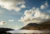 Killary harbour (Alexandra Kfr) Tags: nature outside fjord landscape sky contrast blue water ireland connemara clouds nikon sunny