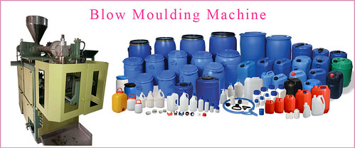 Blow Moulding Machine - Omkar India