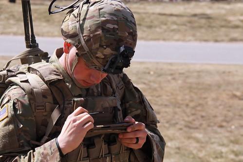 Winning the battle, via smartphone: 10th Mountain fields new Field Artillery technology