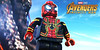 LEGO Avengers: Infinity War - Iron Spider Preview (MGF Customs/Reviews) Tags: lego avengers infinity war spiderman iron spider tom holland custom figure minifigure
