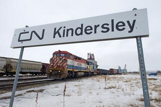 BCOL 4624, Kindersley SK