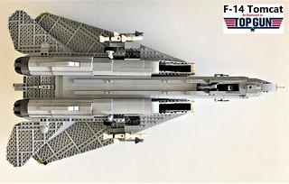 LEGO Grumman F-14 Tomcat