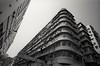 (David Davidoff) Tags: urbanarchitecture cityscene oldbuilding nikons2 rangefindercamera zeissbiogon21mmf45 ilforddelta400 analogue monochrome blackwhitebw