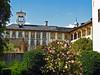 Miasino (No) Piemonte, Italia - Villa Nigra vista da palazzo Sperati (frank28883) Tags: miasino villanigra novara piemonte torretta lagodorta ortalake balconi finestre arcate camelia