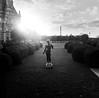 parklight (gguillaumee) Tags: film analog grain rolleiflex mediumformat statue tuileries light sunlight sun garden paris street eiffeltower candid fujineopan