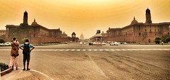 Beauty of Delhi in Dust..,,  A view of President House  during a mild dust storm in New Delhi on Tuesday. #everydayeverywherephoto #dailylifeindia #dailylifeasia #instadaily #delhigram #delhiinsta #instagram #delhiwale #freetown #lbbdelhi #photooftheday # (The Third Vision) Tags: deepthoughts everydayeverywherephoto ifoundawesome wearegurgaon delhiites delhihai nature dfordelhi instagram instadaily igphotoworld delhiwale dusty photooftheday lbbdelhi newdelhi incredibleindia indiagram delhigram dustyweather dailylifeasia delhiexplorer dailylifeindia indiapitctures freetown delhiinsta sodelhi indiastories