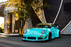 RWB (SirMatvey) Tags: saintpetersburg russia mint money power luxury custom classic hypercar supercar car rauhweltbegriff 930rwb porscherwb 930 porsche930 porsche