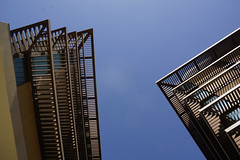 2018-06-FL-191034 (acme london) Tags: 2018 antoniocitterio baclony balconies bulgari cleaning cleaningcraddle dubai facade hotel hotelresort maintenance meraas shading uae