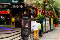 Kuala Lumpur restaurants (Phuketian.S) Tags: restaurant bar cafe kualalumpur malaysia street fiid beer whisky whiskey pab irish people bright city drink building phuketian sign carlsberg hennessy