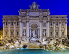 Trevi At Dawn (scottdavenportphoto) Tags: architecture art europe fountain italy nature outdoor rome statue structure trevifountain water