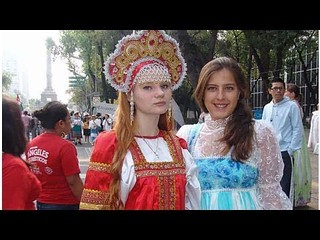Mujeres rusas buscan pareja sentimental en México