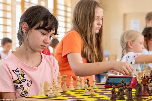 VII Szachowe Mistrzostwa Szkoły Społecznej-87