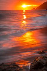Red & Orange Malibu Fine Art Landscape Sunset Photography! Breaking Storm California Sunset over the Pacific Ocean! High Res Malibu Beach Landscape & Nature Photography! Dr. Elliot McGucken Nikon D810 Fine Art! AF-S NIKKOR 28-300mm f/3.5-5.6G ED VR Nikon (45SURF Hero's Odyssey Mythology Landscapes & Godde) Tags: pretty beautiful professional nikon d810 vr2 f28 nikkor fine art classical photography high res red orange malibu landscape sunset breaking storm california over pacific ocean beach nature dr elliot mcgucken afs 28300mm f3556g ed vr from