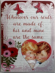 What Ever Our Souls (janettefuller) Tags: handmade handmadegreetingcard love younglove children heart valentine valentinecard art crafts papercrafts cardmaking