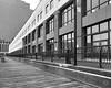 Harborside Plaza (brianloganphoto) Tags: fineartprocess building monochrome boardwalk day landmark landscape bwgrayscale overcast harborsideplaza blackandwhite jerseycity newjersey unitedstates us