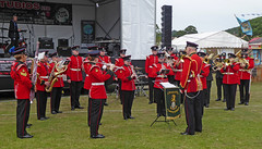 Photo of The Band of the Yorkshire Regiment