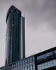 Brutalist meets Postmodern (Yo_Nayson) Tags: birmingham architecture brutalist moody postmodern tower muted
