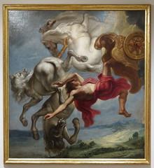 JAN CAREL VAN EYCK - LA CAIDA DE FAETON (mflinera) Tags: oviedo asturias museo de bellas artes jan carel van eyck pintura arte