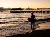 Sunset and Sunrise in Kauai, Hawaii (Rui_Teixeira) Tags: break spring travel kauai hawaii sunset seascape landscape ocean beach water sky silhouette usa hi