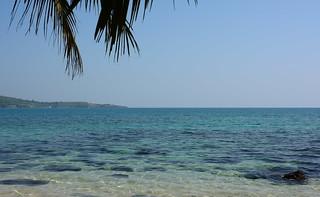 Остров Ко Мак, пляж Ao Pong