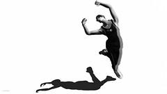 Jump (10 MIX) Tags: sys blogger sl secondlife virtual mancave studio 3d jump vanhalen white