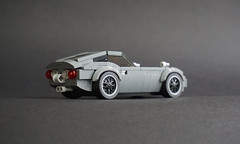 Lego 1967 Toyota 2000GT - 02 (Jonathan Ẹlliott) Tags: toyota toyota2000gt 2000gt lego vehicle legomoc
