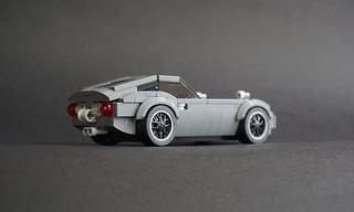 Lego 1967 Toyota 2000GT - 02