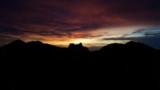 Nascer do Sol Montanha Camapuã