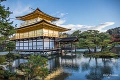 Kinkaku-ji (DanaMichelle309) Tags: goldenpavilion japan kinkakuji kyoto shrine travel kyōtoshi kyōtofu jp