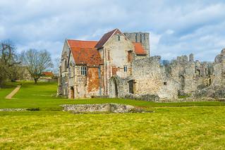 Castle Acre Abbey Church