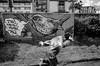 """""""Instrucciones de vuelo"""" (cefuenco) Tags: fotografíacallejera streetphotography originalphotographer originalphotography blancoynegro blackandwhite vacaciones chile findelmundo infancia ricohgrii"""