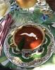 Best Gazpacho Ever (LarryJay99 ) Tags: annnortonsculpturegarden art westpalmbeach florida iphone7plus iphone7 eats food tabletop gazpacho soup