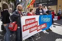 Friedenskundgebung in Heidelberg