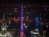 LR Shanghai 2016-243 (hunbille) Tags: birgitteshanghai6lr china shanghai pudong district world financial center shanghaiworldfinancialcenter view platform swfc observatory oriental pearl radio tv tower orientalpearl huangpu river jin mao jinmaotower skyline