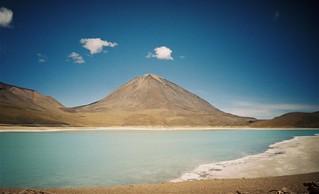 Mars 2003 laguna verde Chile