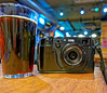 Beer & Photography (Temple Brew House - London) Panasonic Lumix LX100 (markdbaynham) Tags: london londonist capital capitalcity londoner uk gb urban metropolis city panasonic panasoniclumix lumixer lumix panasoniccompact highendcompact panasoniclx lx100 dmclx100 fixedlens fixedzoom