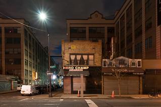 3rd Ave Detail, Hero Champ, Brooklyn, NY, 2018.