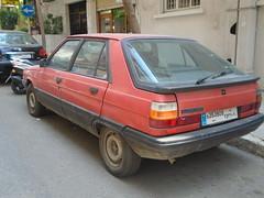 1984 Renault 11 (Alpus) Tags: renault 11 rare car french lebanon beirut june 2017 classic retro