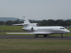 M-LJGI Dassault Falcon 7X Ven-Air (Aircaft @ Gloucestershire Airport By James) Tags: gloucestershire airport mljgi dassault falcon 7x venair bizjet egbj james lloyds