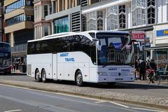 Abbot, Loanhead BL16GAX (busmanscotland) Tags: abbot loanhead bl16gax bl16 gax mercedesbenz mercedes benz tourismo