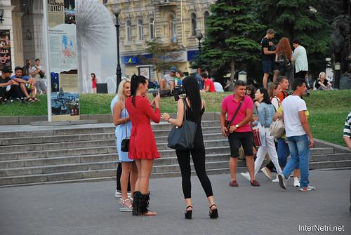 Київ, Хрещатик Ukraine InterNetri 024