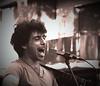 A pleno pulmón (Felipe Sérvulo) Tags: cantante hombre música pelo voz cara boca