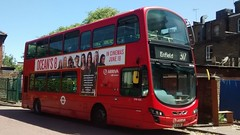 IMG_20180618_140051397 (Local Bus Driver) Tags: red double decker bus db