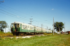 Illinois Ry Museum #4146 (Jim Strain) Tags: jmstrain irm union illinois railway museum cta transit csl crt chicago