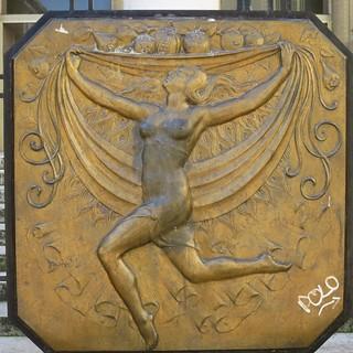 Quel est ce lieu??? Grille Art Déco (1924) de l'Opéra de Marseille (13)